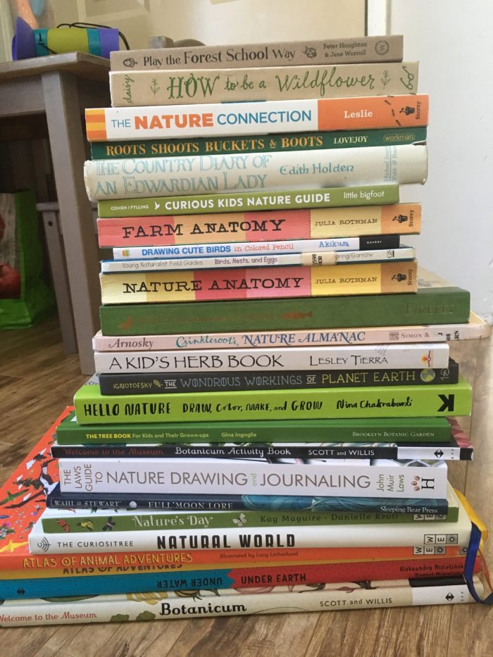 Fantastic kids nature books #kidsnaturebooks #kidsbooks #naturestudy #nature #naturekids #homeschool #charlottemason #waldorf