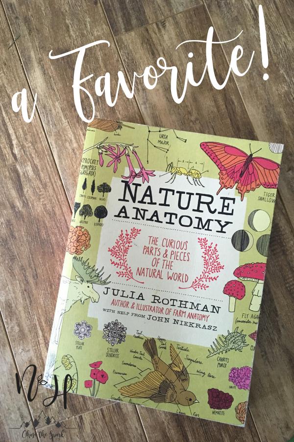 Nature Anatomy book