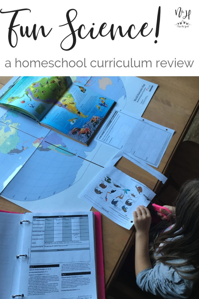 Homeschool science curriculum review for grade 1 #homeschool #homeschooling #homeschoolscience #homeschoolcurriculum #bookshark #grade1