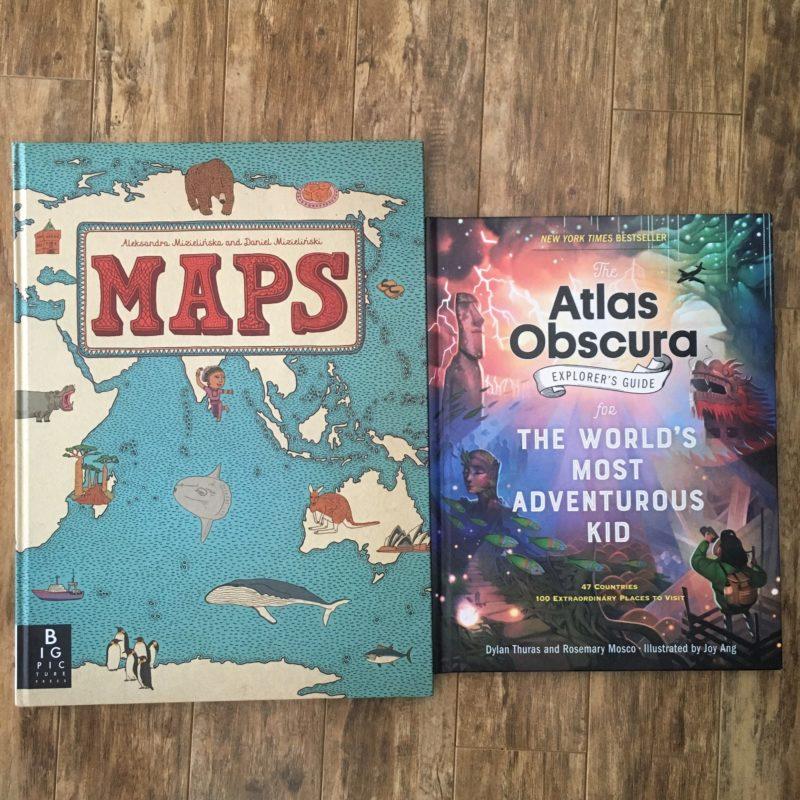 Kids Geography Books - Nature Homeschool