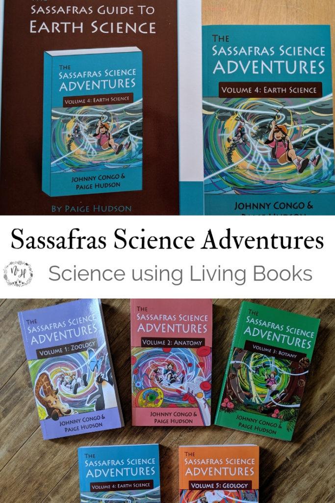 Sassafras Science Adventures for Living Books Science #homeschool #homeschoolcurriculum #sciencecurriculum #homeschoolscience #kidsscience