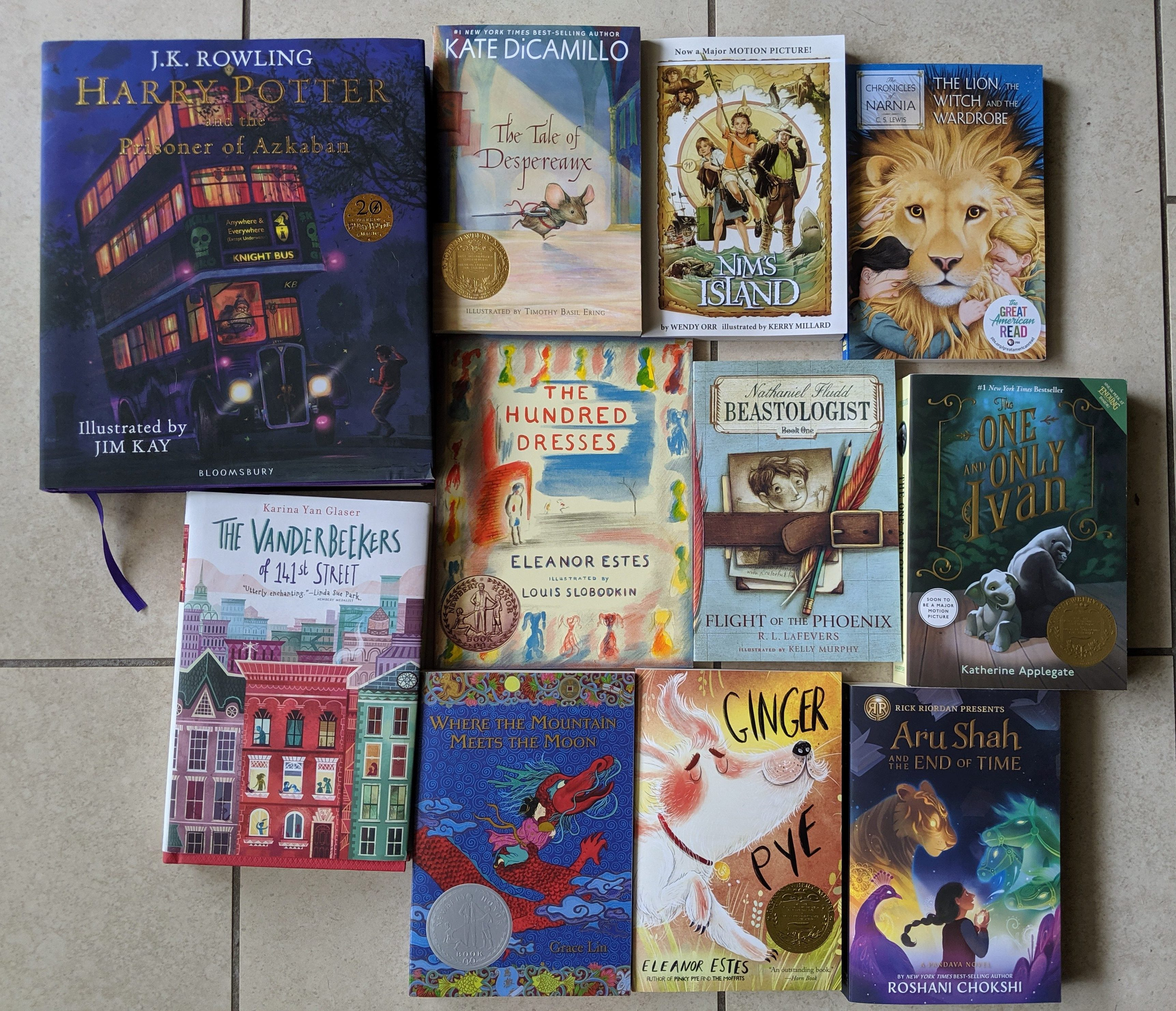 Fantastic read alouds for grade 2 and 4