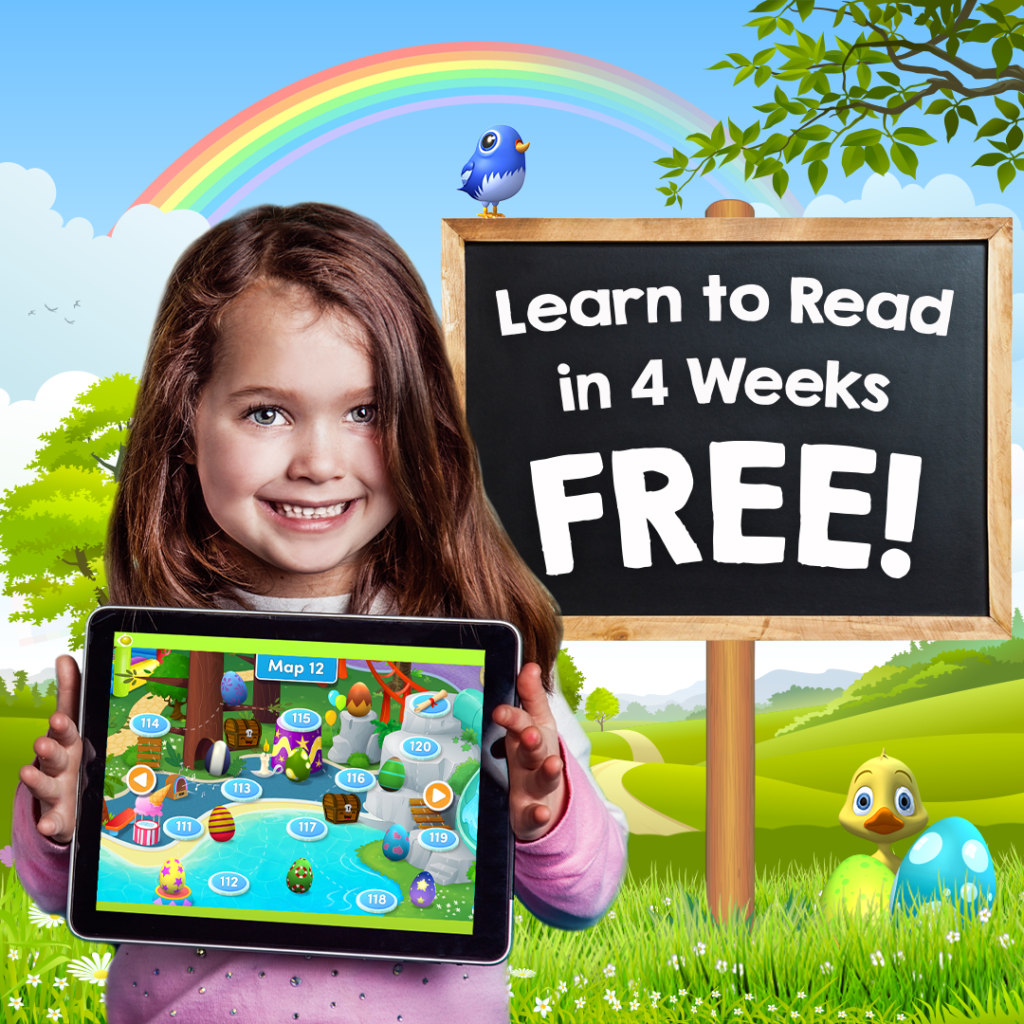 App to Teach Kids how to Read