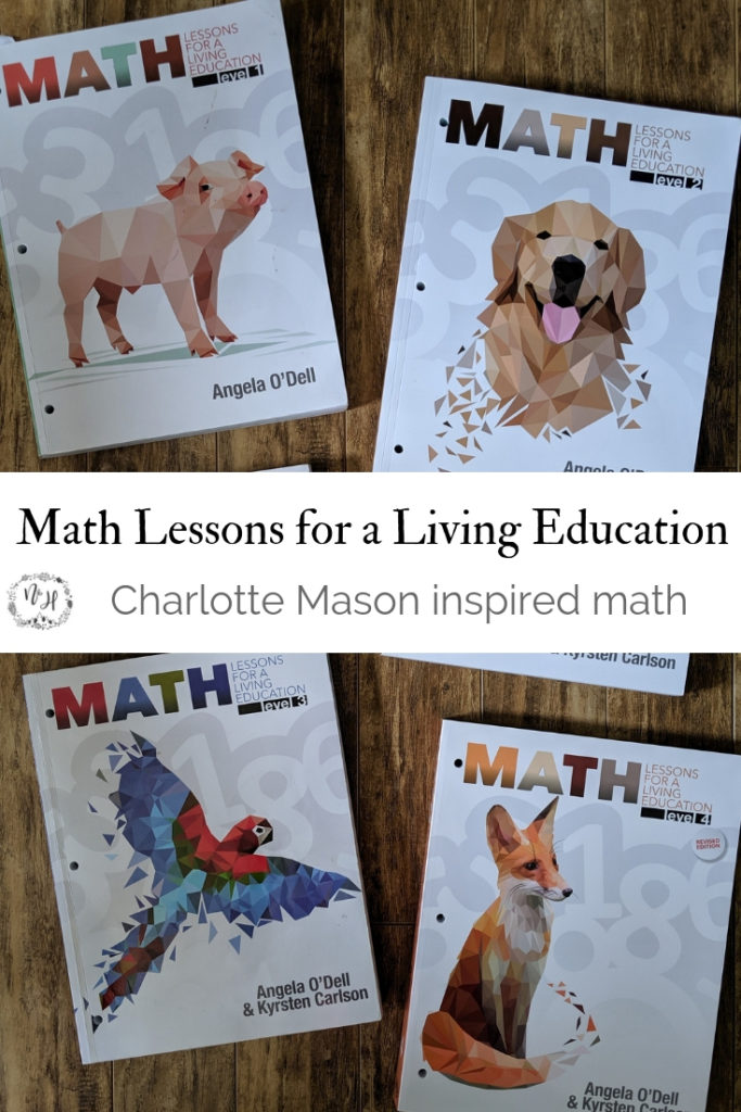 Math Lessons for a Living Education Review