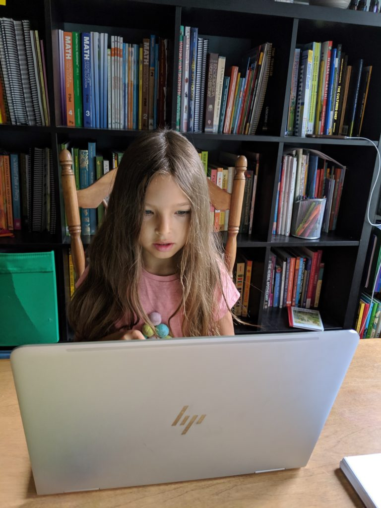 Using Technology in the Homeschool Room