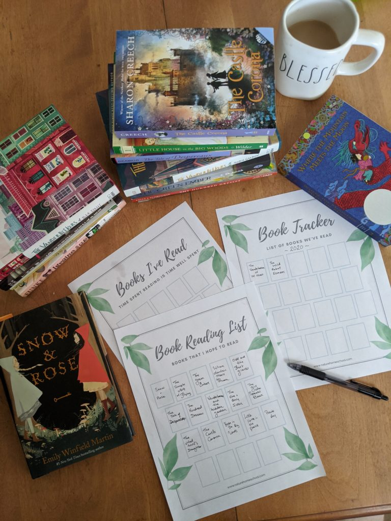Free Book Tracker for Literature Goals and Reading Lists