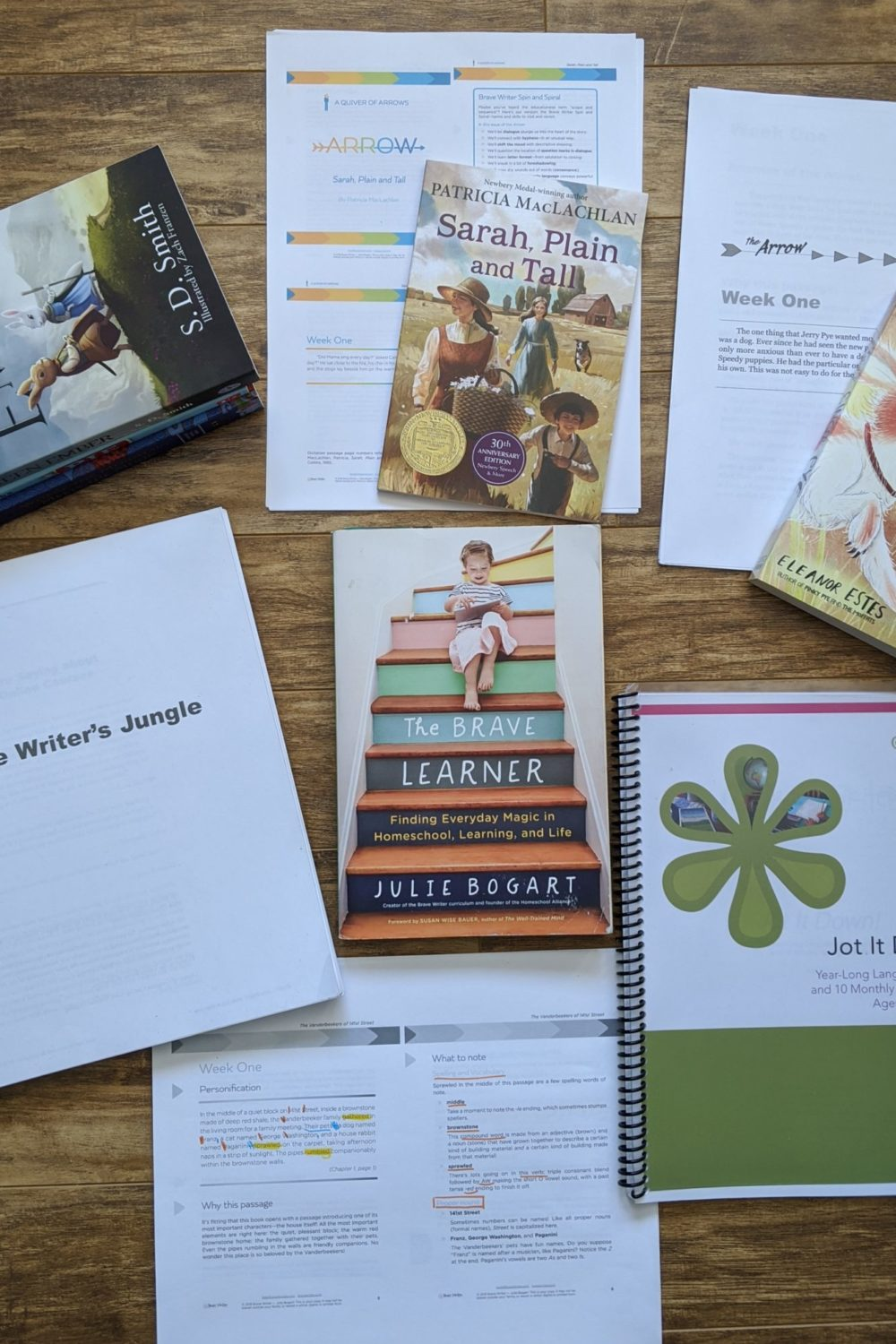 Brave Writer Lifestyle and Curriculum