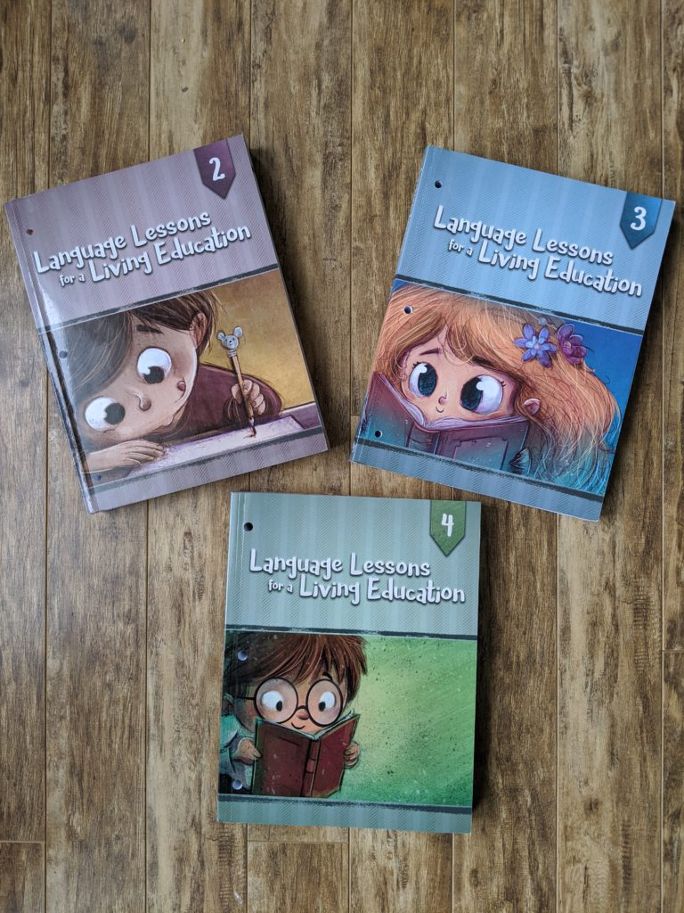 Language Lessons for a Living Education review