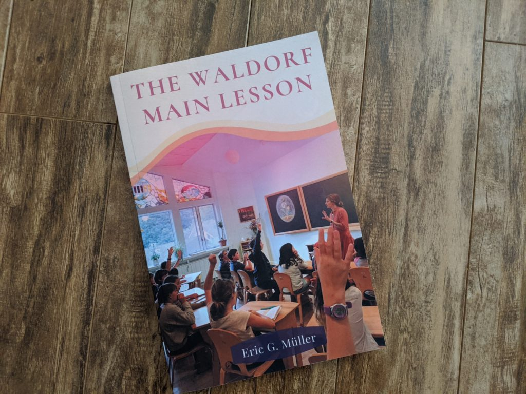 The Waldorf Main Lesson book