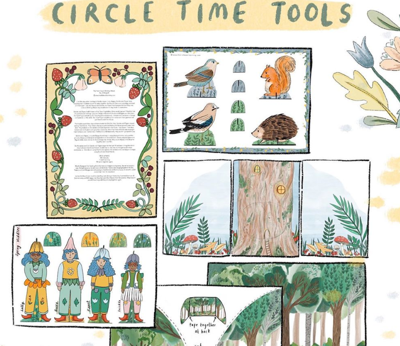 Little Oak Learning Circle Time
