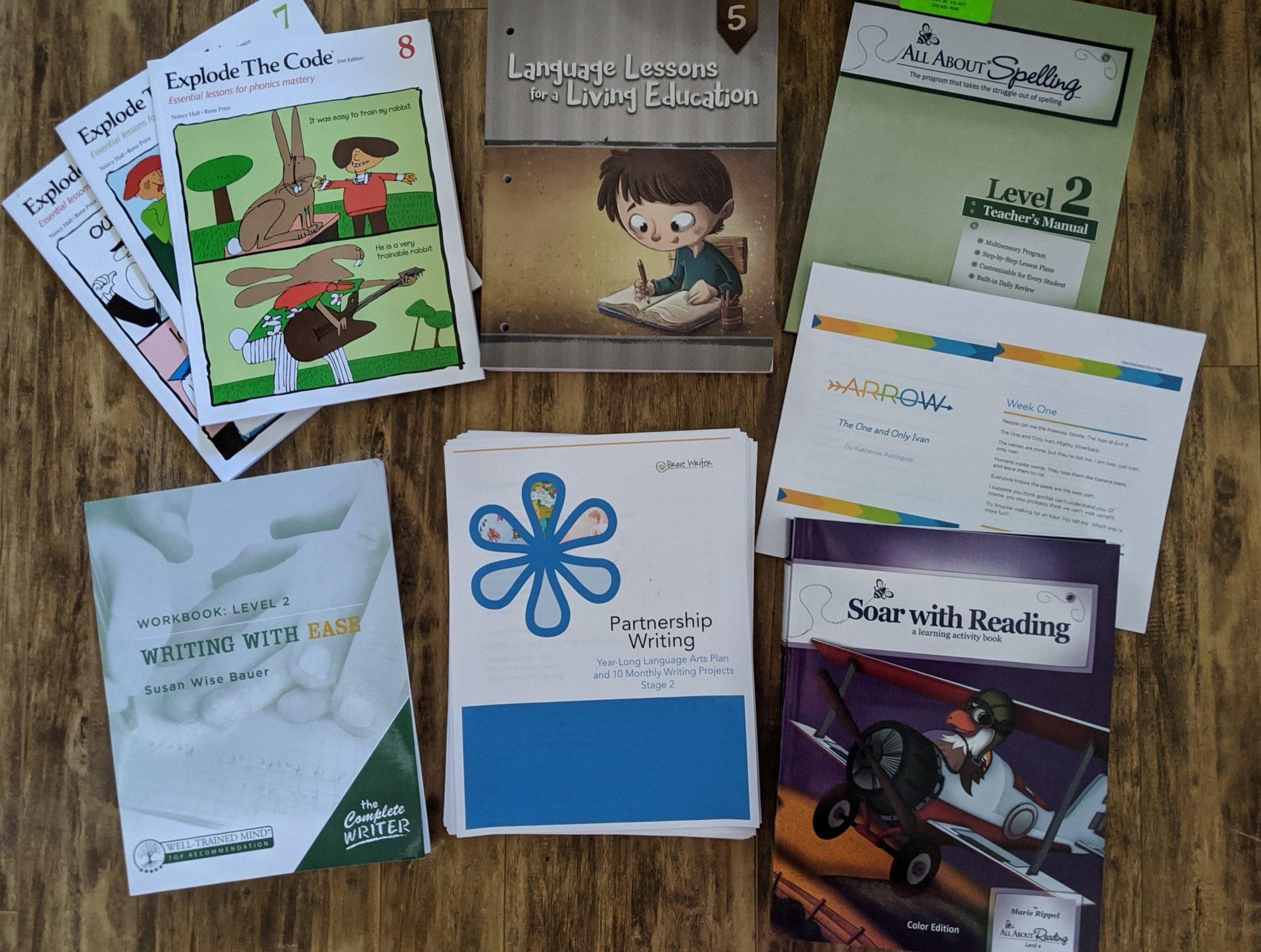 Grade 5 language arts curriculum