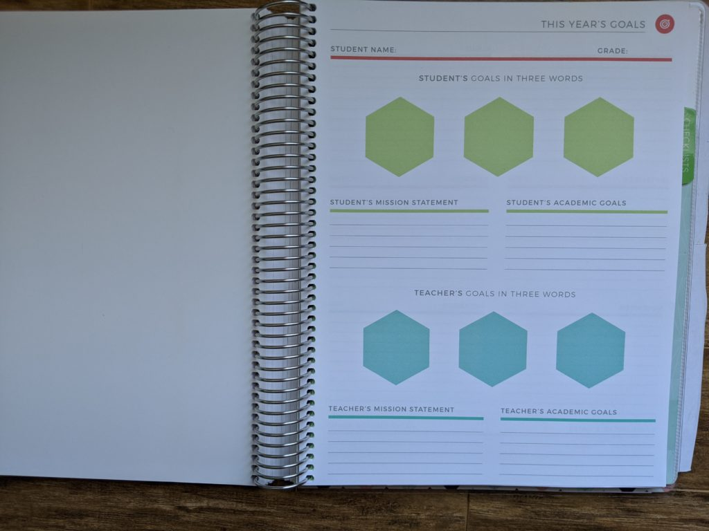 Plum Paper Homeschool Planner
