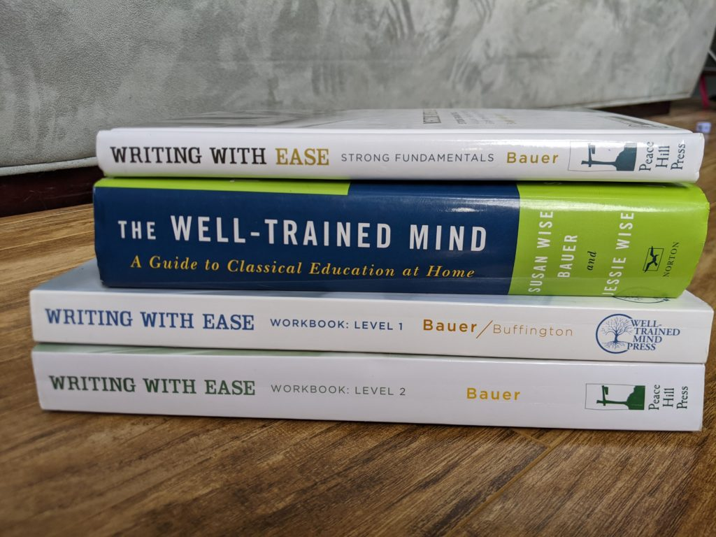 The Well Trained Mind homeschooling book